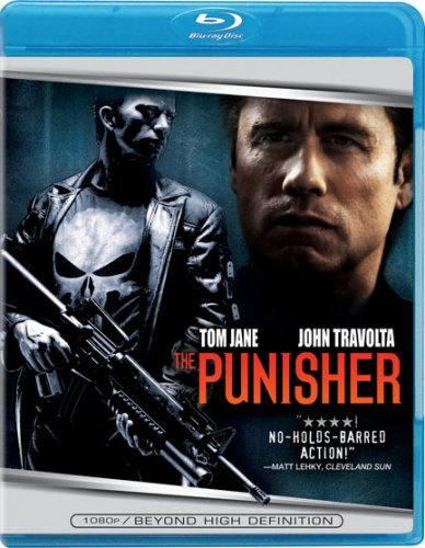 Punisher (2004) Punisher (2004) Blu Ray Ws R