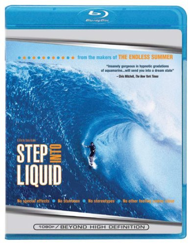 Step Into Liquid Step Into Liquid Blu Ray Ws Pg