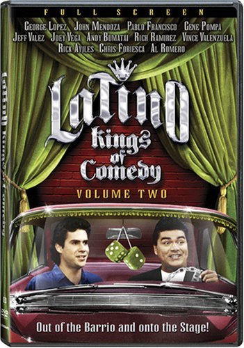 Latino Kings Of Comedy Vol. 2 Clr Nr