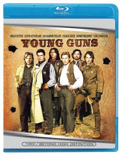 Young Guns Young Guns Blu Ray Ws R