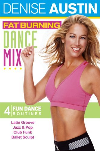 Fat Burning Dance Mix Austin Denise Nr