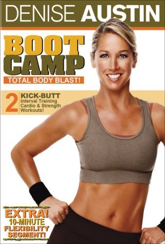 Denise Austin Bootcamp Total Body Blast Nr