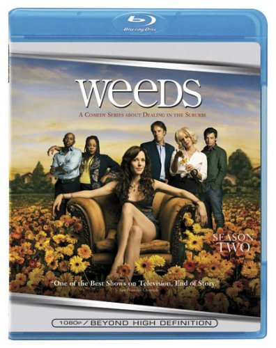 Weeds Season 2 Blu Ray Nr Ws