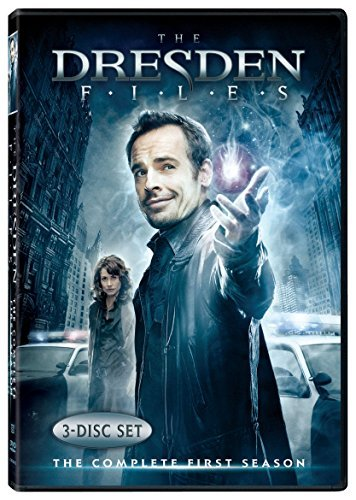 Dresden Files Dresden Files Season 1 Ws Nr