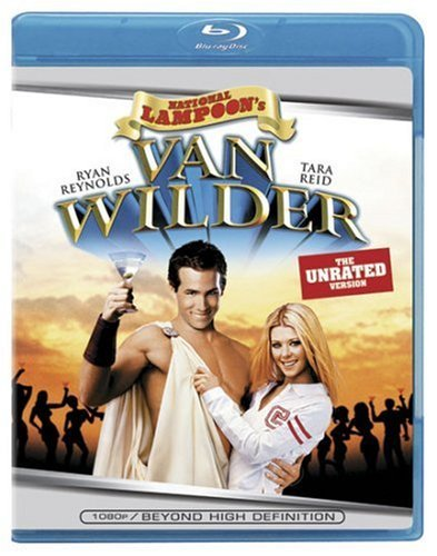 Van Wilder Aka Party Liaison Van Wilder Aka Party Liaison Blu Ray Ws Nr