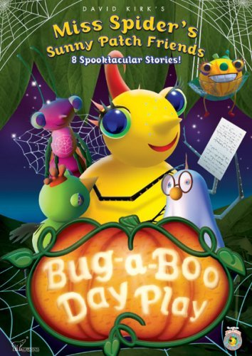 Miss Spider Bug A Boo Day Play Miss Spider Bug A Boo Day Play Nr