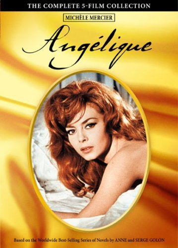 Angelique Collection Angelique Collection Spa Lng Nr 3 DVD Set
