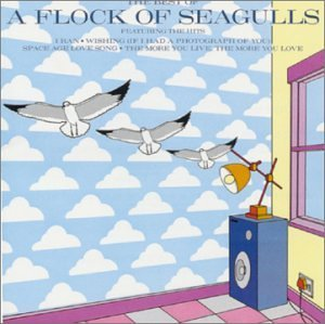 Flock Of Seagulls Best Of Flock Of Seagulls