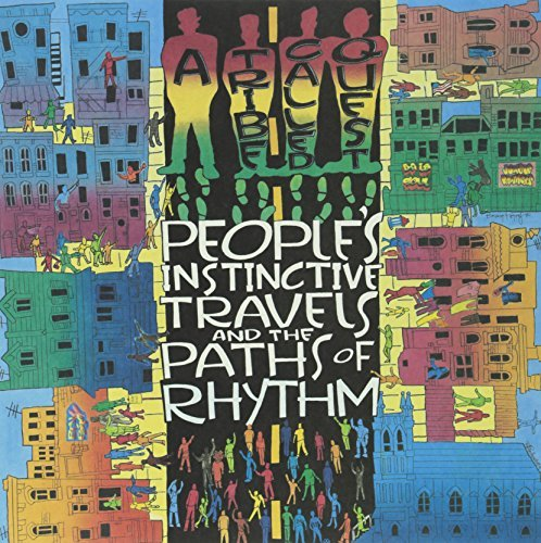 Tribe Called Quest People's Instinctive Travels & Double Vinyl