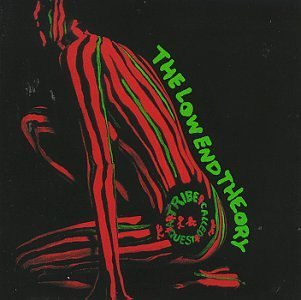 Tribe Called Quest Low End Theory Double Vinyl