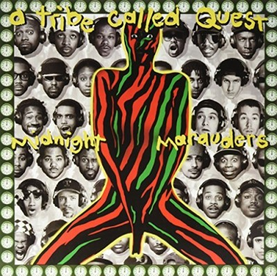 Tribe Called Quest Midnight Marauders Explicit Version