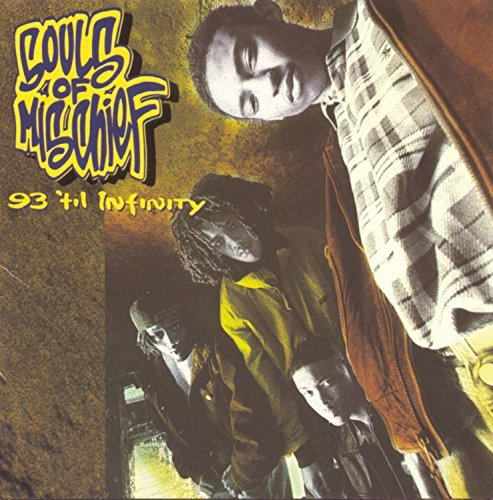 Souls Of Mischief 93 'til Infinity Explicit Version