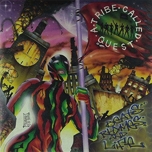 Tribe Called Quest Beats Rhymes & Life Double Vinyl