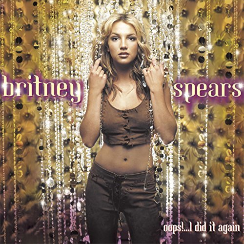 Britney Spears Oops! I Did It Again