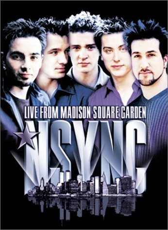 N Sync Live At Madison Square Garden Live At Madison Square Garden