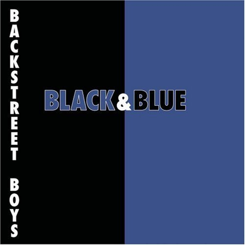 Backstreet Boys Black & Blue