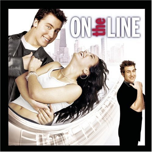On The Line Soundtrack Nsync Trickside Fatone Green Vitamin C Blaque Folker