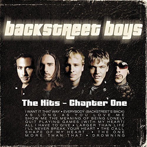 Backstreet Boys Hits Chapter One