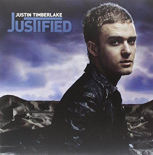 Justin Timberlake Justified 2 Lp Set
