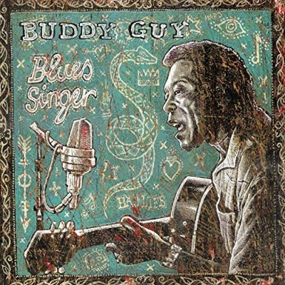 Buddy Guy Blues Singer