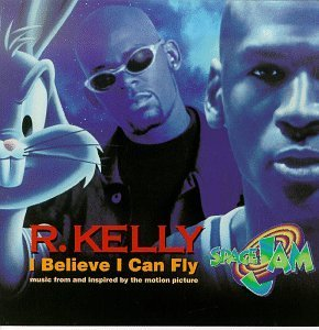 Kelly R. I Believe I Can Fly