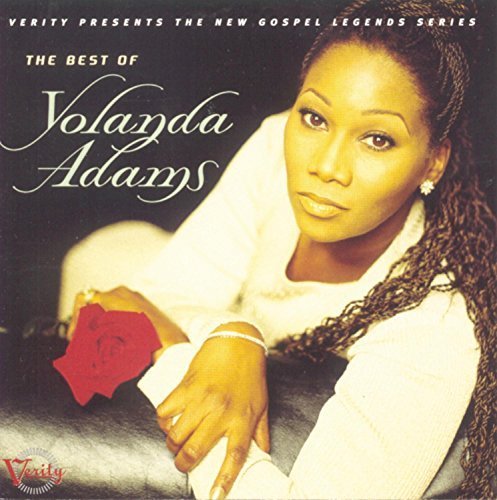 Yolanda Adams Best Of Yolanda Adams New Gospel Legends