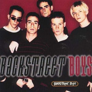 Backstreet Boys Backstreet Boys Import Can