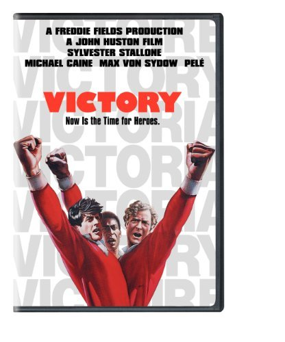 Victory (1981) Caine Stallone Von Sydow Masse Clr Cc Dss Ws Mult Dub Snap Pg