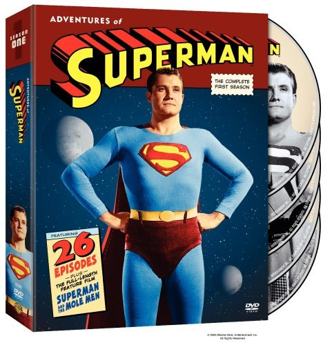 Adventures Of Superman Season 1 DVD Nr 5 DVD