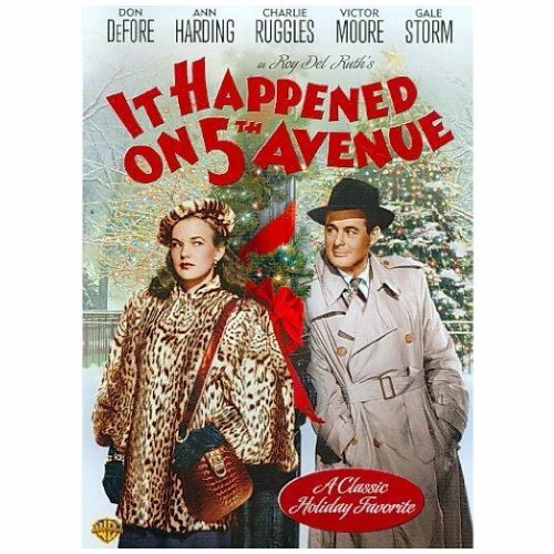 It Happened On 5th Avenue It Happened On 5th Avenue DVD Nr