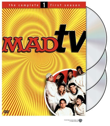 Mad Tv Mad Tv Season 1 Clr Nr 3 DVD