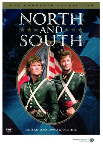 North & South Complete Collect Swayze Carradine Brown Read Clr Nr Collectors Ed