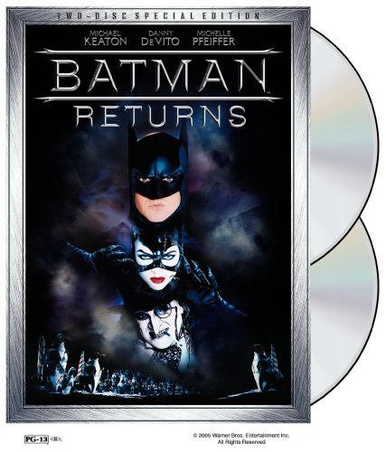 Batman Returns Batman Returns Clr Ws Pg13 2 DVD Speci