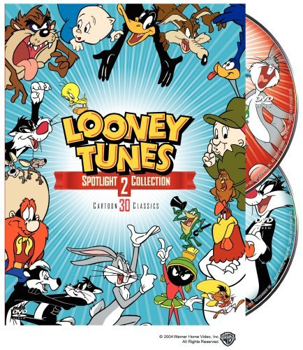 Looney Tunes Spotlight Collect Looney Tunes Spotlight Collect Nr 2 DVD