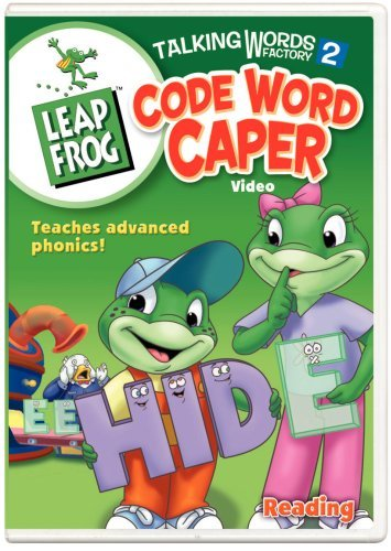 Leapfrog Talking Words Factory 2 Code W Clr Nr