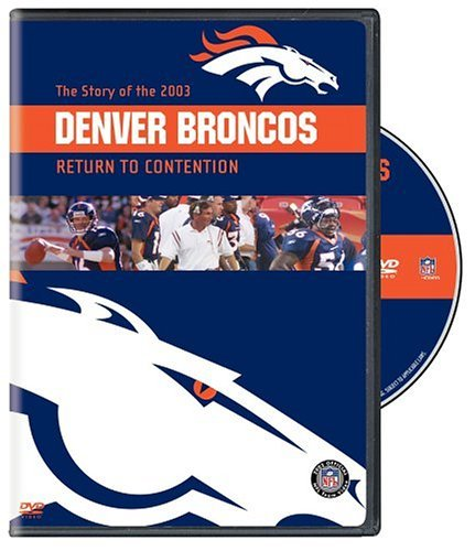 Nfl Team Highlights 2003 04 Denver Broncos Clr Nr