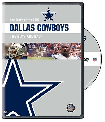 Nfl Team Highlights 2003 04 Dallas Cowboys Clr Nr