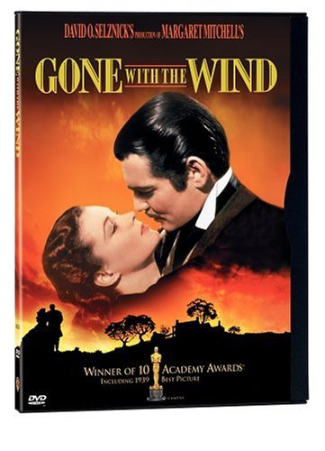 Gone With The Wind Gable Leigh De Havilland Howar Clr G