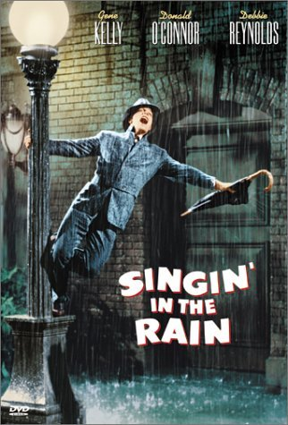 Singin' In The Rain Kelly O'connor Hagen Reynolds Clr G
