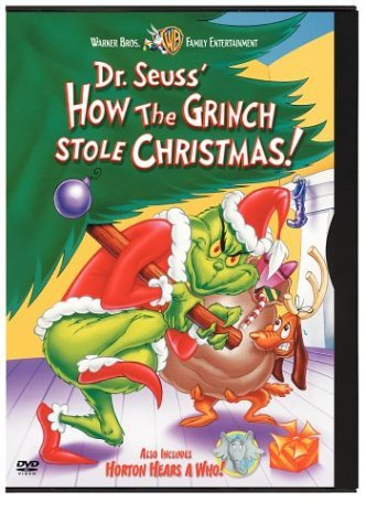 How The Grinch Stole Christmas How The Grinch Stole Christmas Clr Chnr 2 DVD
