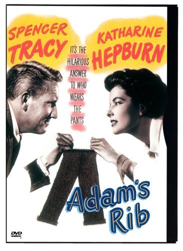 Adam's Rib (1950) Tracy Hepburn Holliday Ewell W Bw Nr