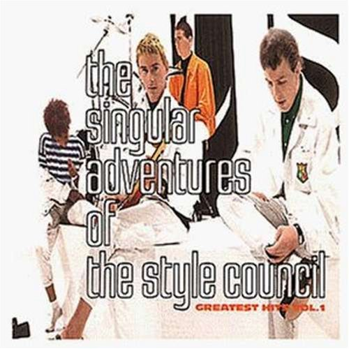 Style Council Singular Adventures Of Import Can