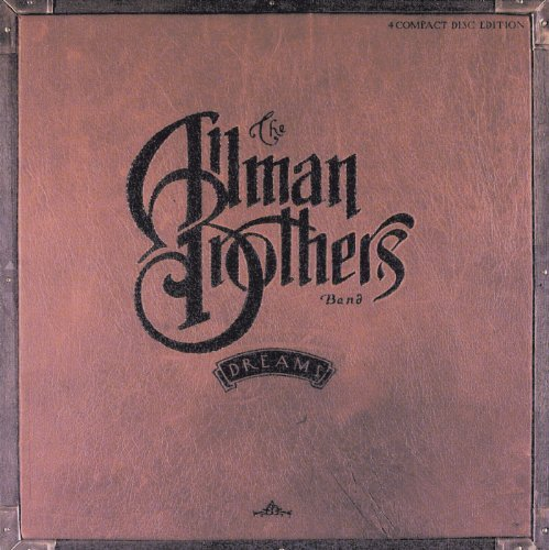 Allman Brothers Band Dreams 4 CD