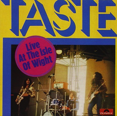 Taste Live At The Isle Of Wight Import Deu