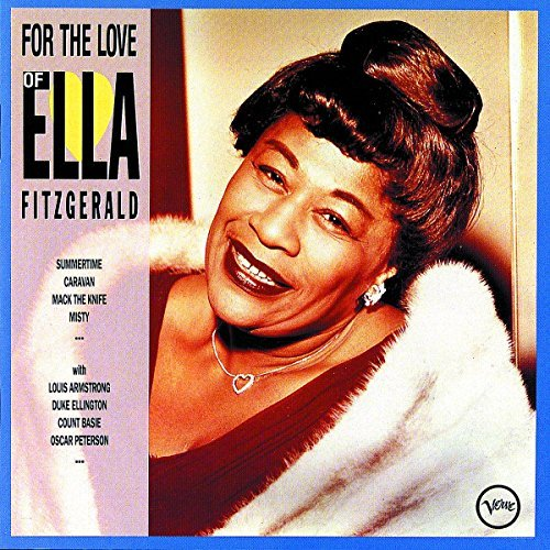 Ella Fitzgerald For The Love Of Ella 2 CD