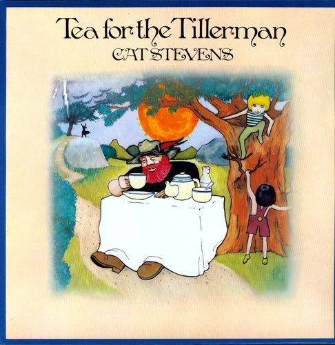 Cat Stevens Tea For The Tillerman Import Eu