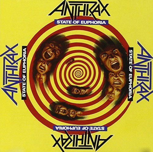 Anthrax State Of Euphoria Explicit Version