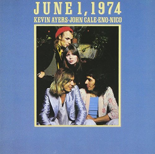 Ayers Cale Eno Nico June 1 1974 Import Gbr