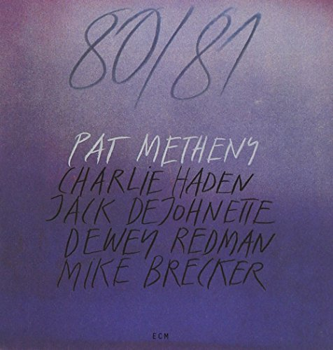 Pat Metheny 80 81 2 CD