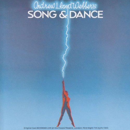 Song & Dance Soundtrack Music By Andrew Llyod Webber 2 CD Set